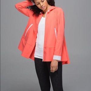 Lululemon Sun Showers Jacket, size 12
